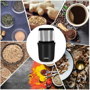 Duronic CG250 Electric Coffee Grinder Review