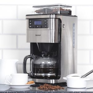 Igenix IG8225 1050W 1.5 Litre Bean to Cup Digital Filter Coffee Maker review