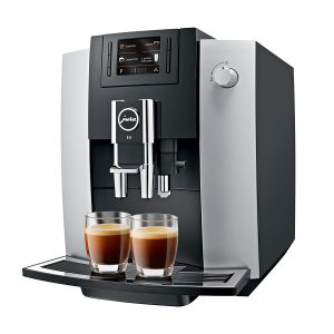 JURA 15079 E6 Coffee Machine review