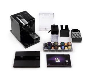Nespresso EN550.B Lattissima Touch Automatic Coffee Machine review