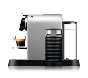 Nespresso XN760B40 Nespresso Citiz and Milk Coffee Machine